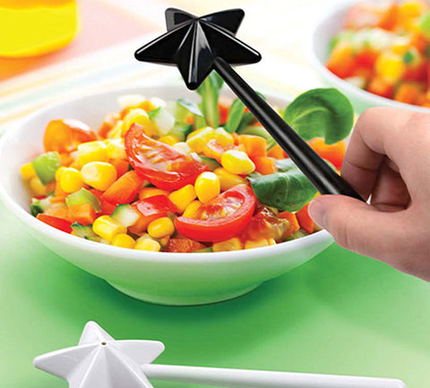 #10 Magic Wand Salt And Pepper Shakers