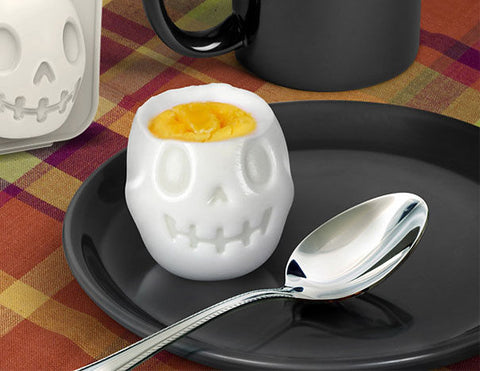#16 Skull-Shaped Boiled Egg Mold