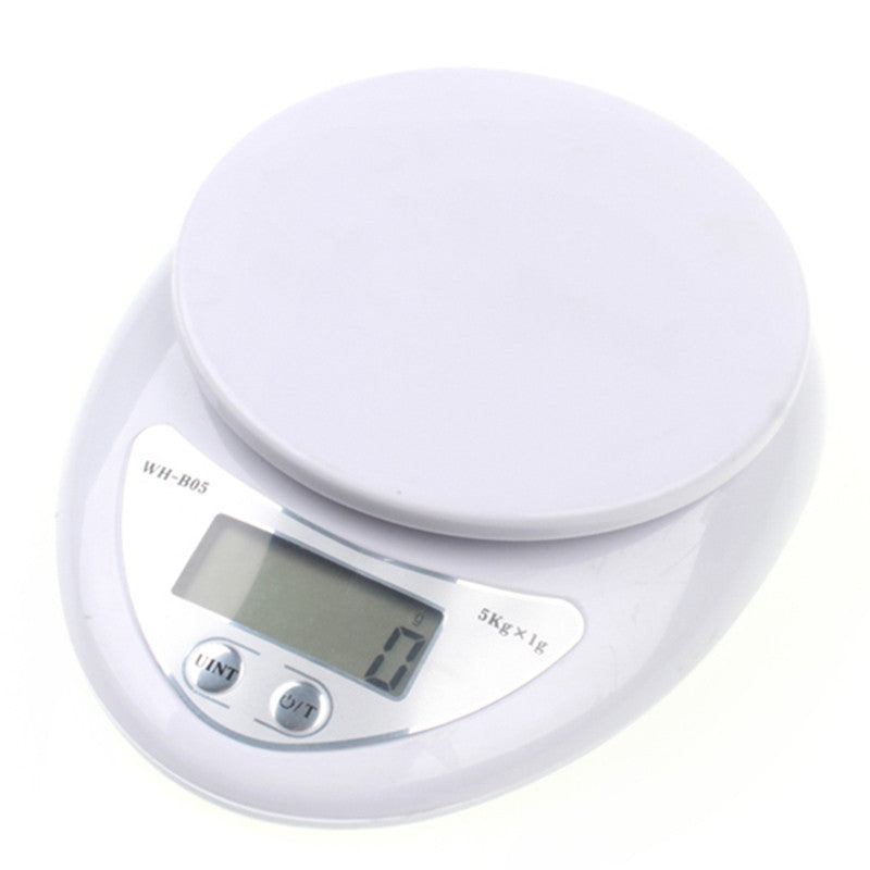 Led Electronic Scale 5000G/1G 5Kg - Household Scales