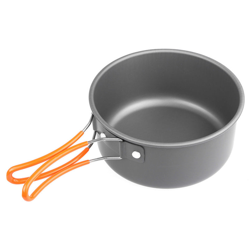 Outdoor Camping Cooking Pots And Pans