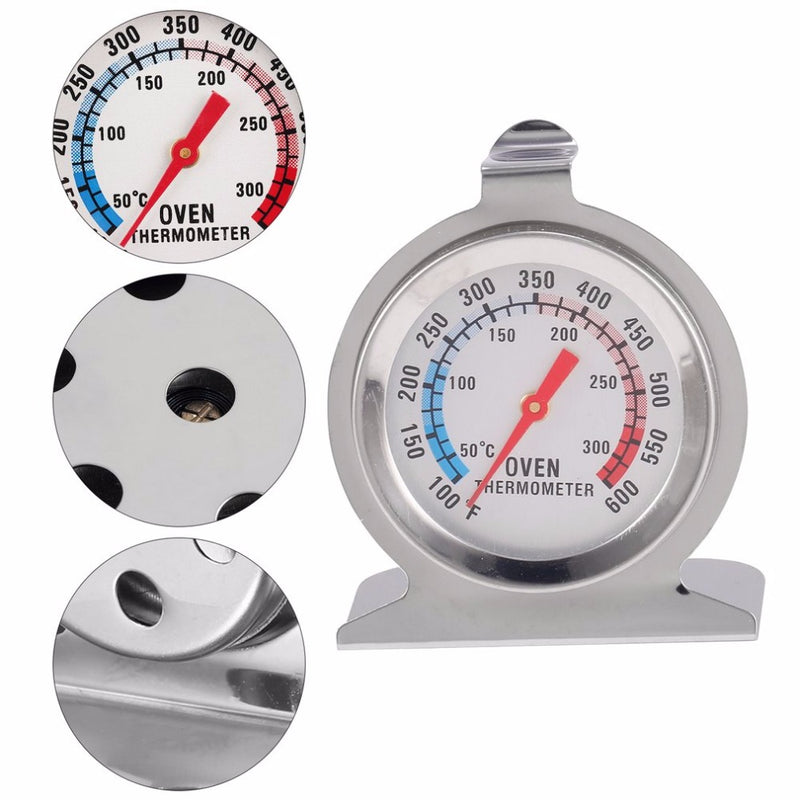 Meat Temperature Thermometer Gauge Cooker Thermometer - Household Thermometers