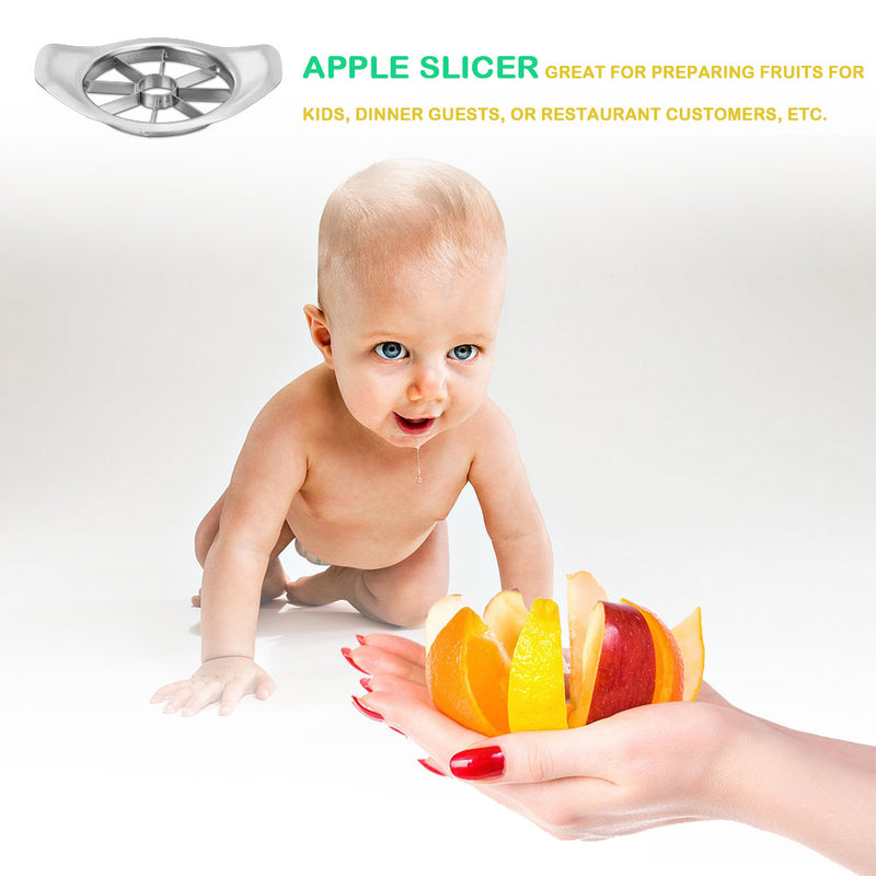 Multi-Function Onion Cutter Apple Peeler Slicer