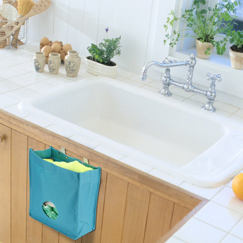 Durable Hangable K Kitchen Cupboard Garbage Hanging Storage Bag
