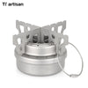 Mini Liquid Alcohol Stove Ultralight
