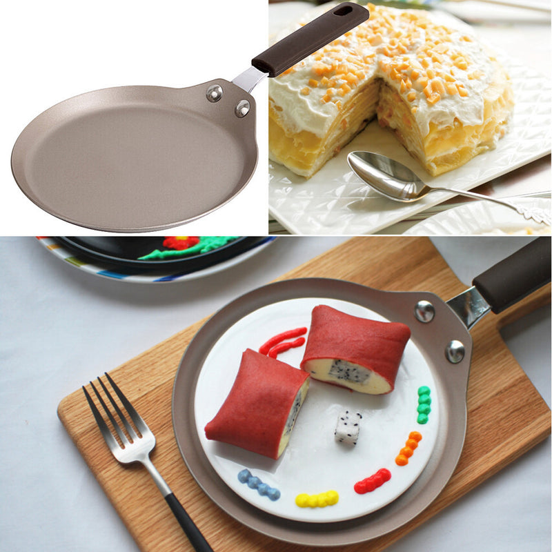 Non-Stick Copper Frying Pan With Ceramic Coating - Pan