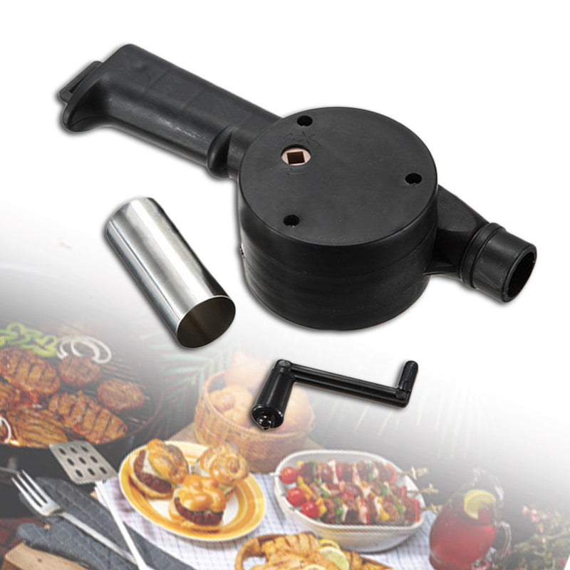 Outdoor Barbecue Fan Air Blower For Barbecue Fire