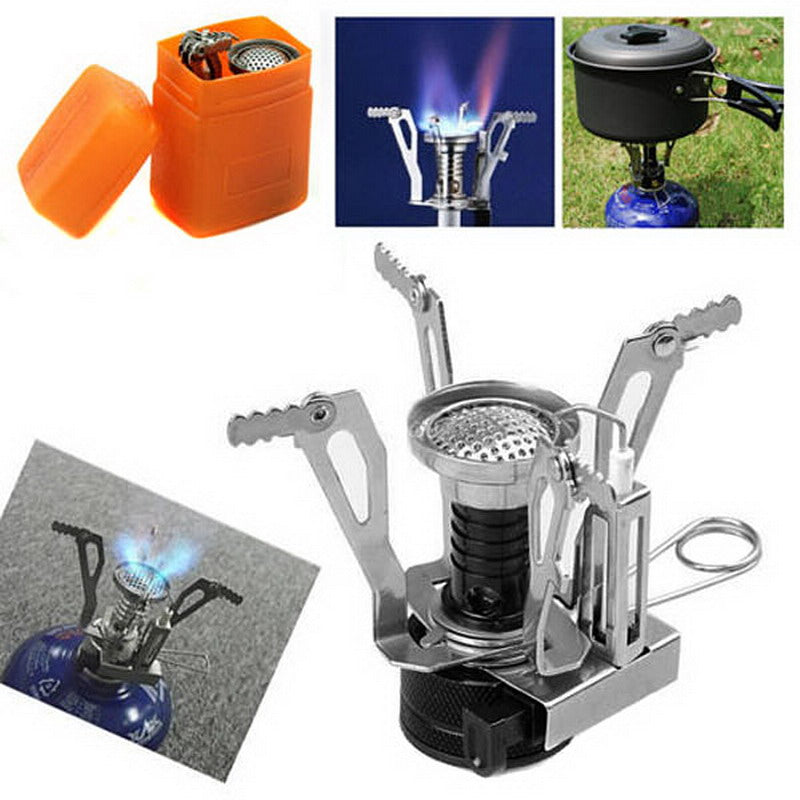 Outdoor Camp Stove Burner