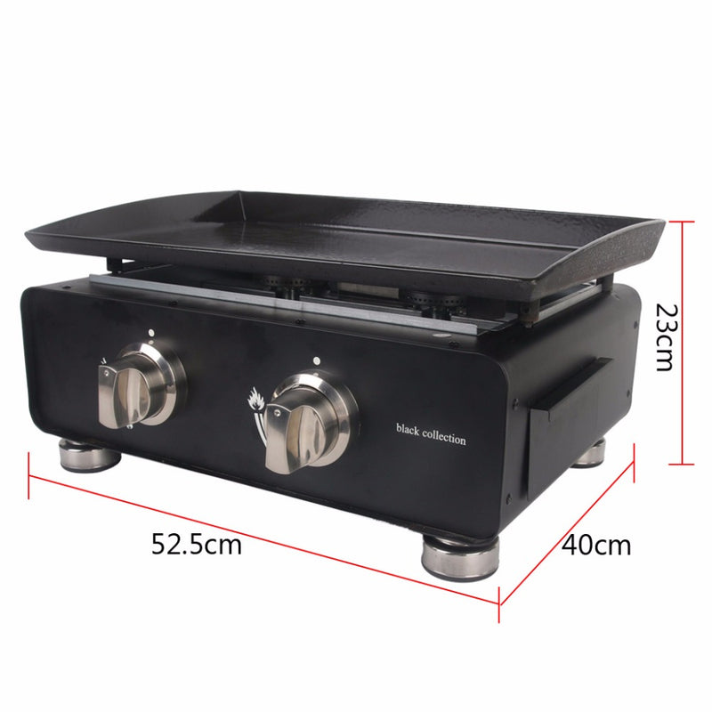 Bbq Grill Gas Griddle 1/2/3/4 Burners