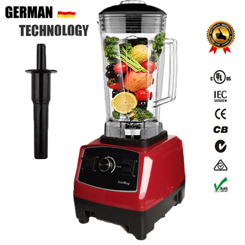 Power Blender Mixer Juicer Food Processor Japan Blade