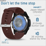 Bluetooth Sport Watches 33-Month Standby Time Smartwatch 24H All-Weather Monitor Smart Watch For Ios Android Samsung Smartphones -