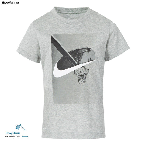 Boys 4-7 Nike Backboard Basketball Graphic Tee
