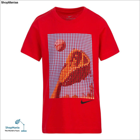 Boys 4-7 Nike Photo Baseball Dots Graphic Tee