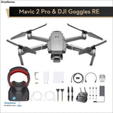 Dji Mavic 2 Pro Drone Zoom In Store Hasselblad L1D-20C Camera 1-Inch Cmos Sensor Rc Helicopter Fpv Quadcopter Standard Package - 2 Pro And