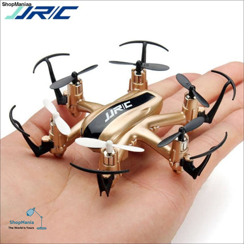 JJR/C JJRC Cool Flying Robot Light H20 Mini 2.4G 4CH 6Axis Headless Mode Quadcopter RC Drone Helicopter Toys Gift