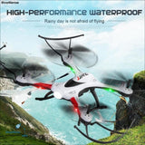 JJRC H31 Waterproof Anti-crash 2.4G 4CH 6Axis Quadcopter Headless Mode LED RC Drone Toy Super Combo RTF VS H37 Syma X5C - ShopManiaa