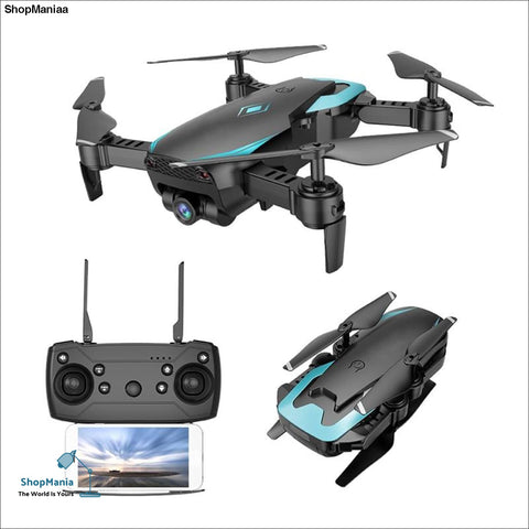 New Intelligent Rc Drone Gps WiFi FPV 2.0MP 720P HD Camera Altitude Hold 360-degree Rollover One-Button Take-off Quadcopter