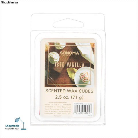 SONOMA Goods for Life™ Iced Vanilla Wax Melt 6-piece Set