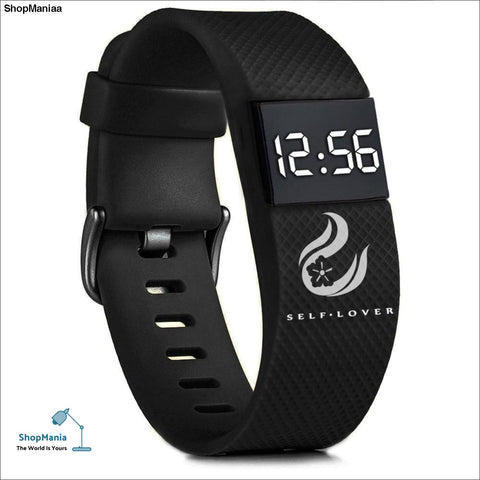 Susenstone High Quality 2018 Hot Sale Fashion Digital LED Sports Watch Unisex Silicone Band Wrist Watches Men Women Gift