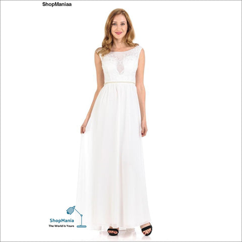 Sweet Look Fashion Women's Dress - Long - Style D720
