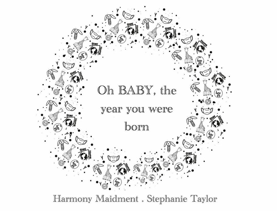 Oh Baby, the year you were born book