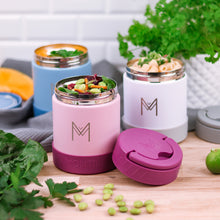 Load image into Gallery viewer, Montiico insulated food jar