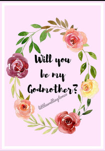 Godmother Proposal Print