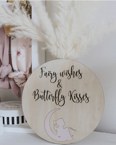 Fairy Wishes & Butterfly Kisses