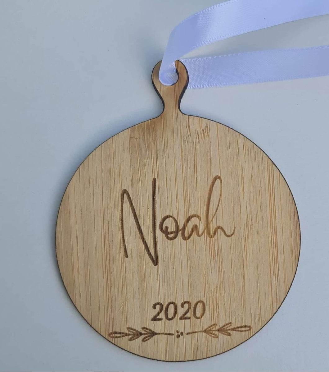 2020 Christmas Bauble