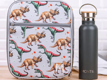 Load image into Gallery viewer, Montii co insulated lunch bag - Dinosaur