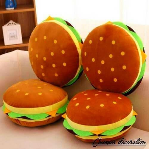 Coussin burger