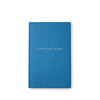 Блокнот Live Love Laugh Blue Notebook