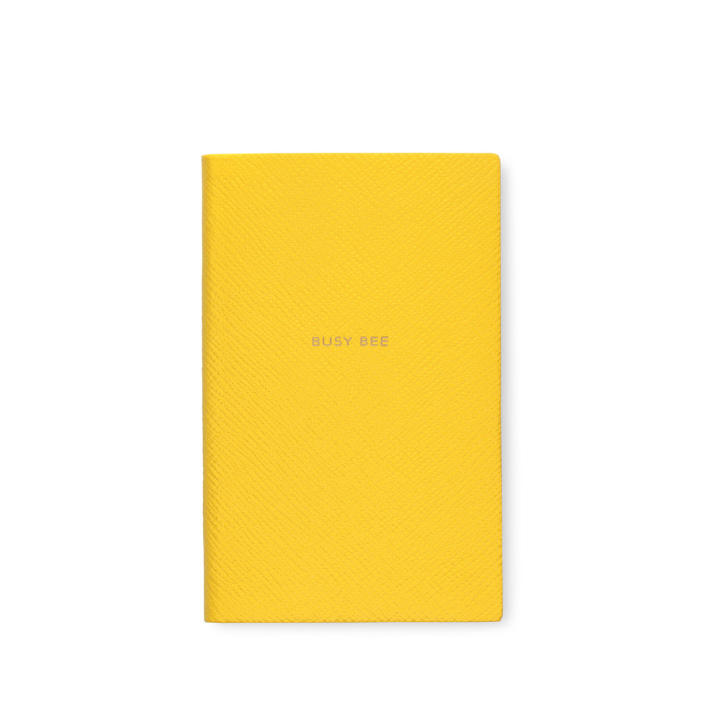 Блокнот Busy Bee Lemon Notebook
