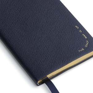 Блокнот The Only Way Is Up Navy Notebook