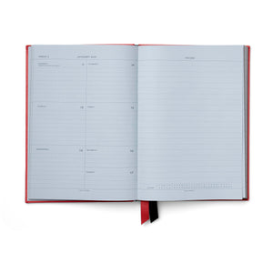 Ежедневник 2021 Soho Diary With Pocket Coral