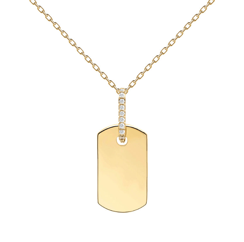 Talisman Gold Necklace