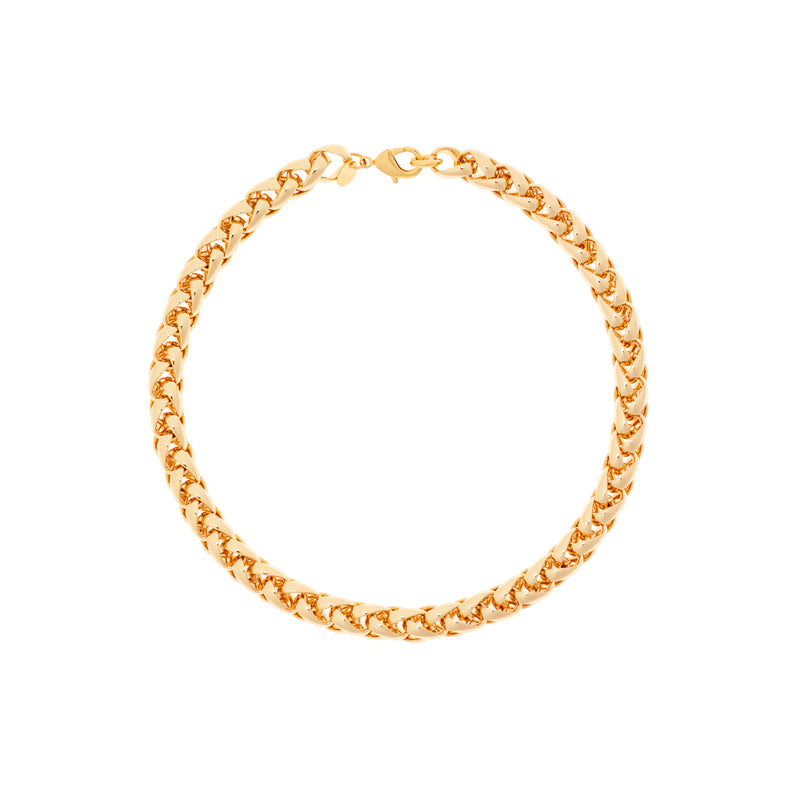 Bernadette Gold Necklace