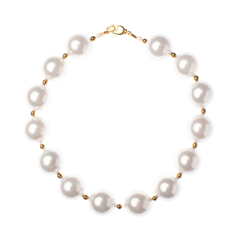 Giant Pearl Necklace