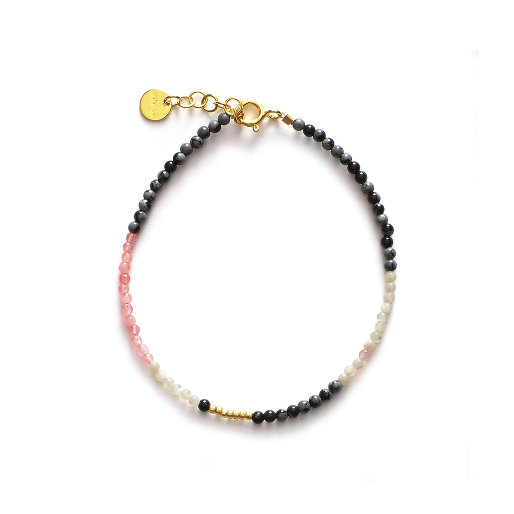 Surf Bracelet - Pretty in Pink
