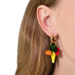Triple Grocery II Earrings