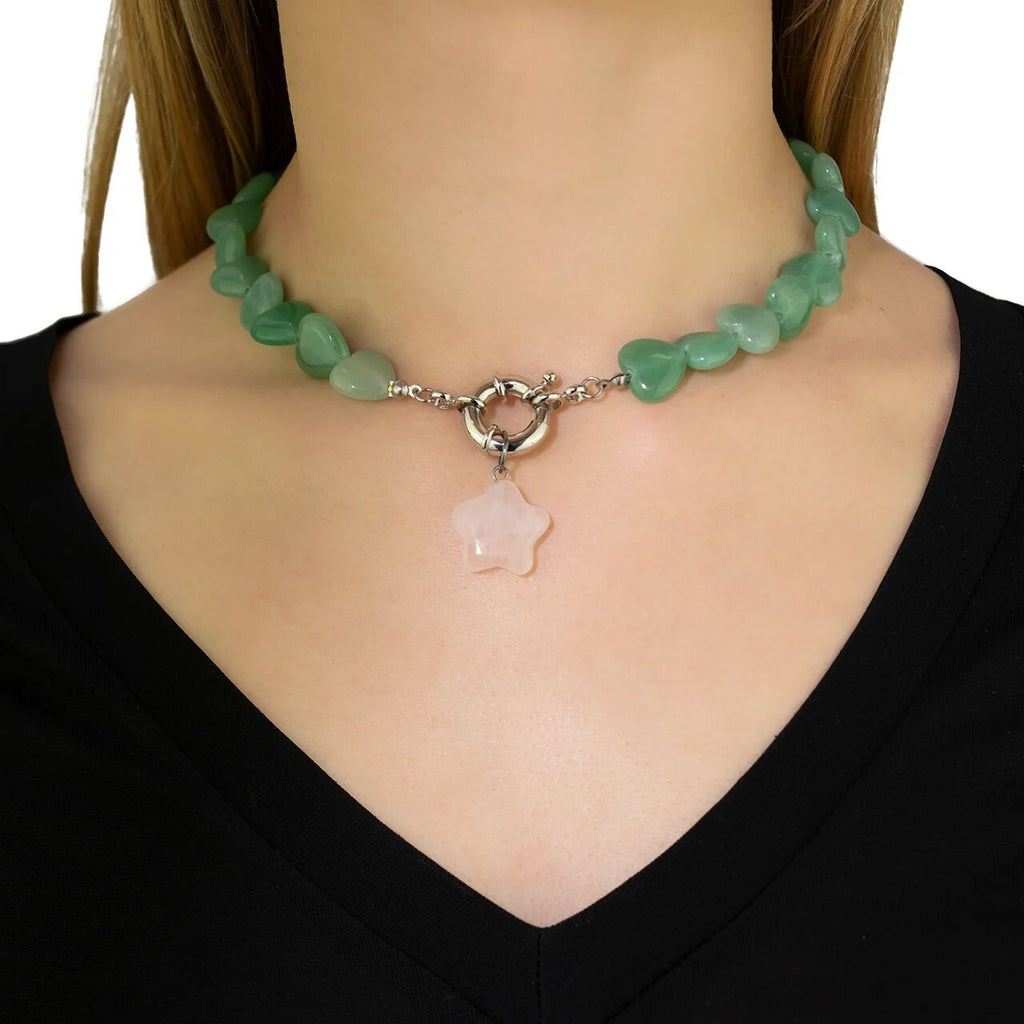 Green Joy Necklace