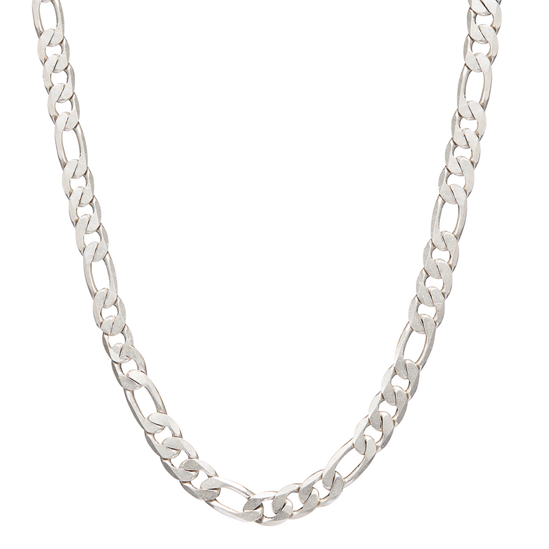 The Landry Long Chain Necklace - Silver