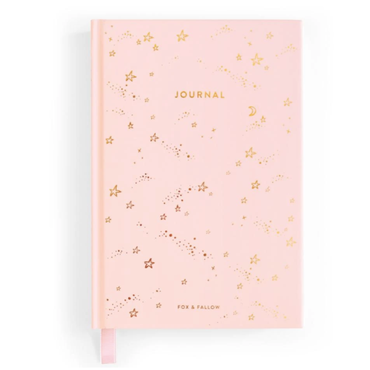 Stardust Dot Grid Journal