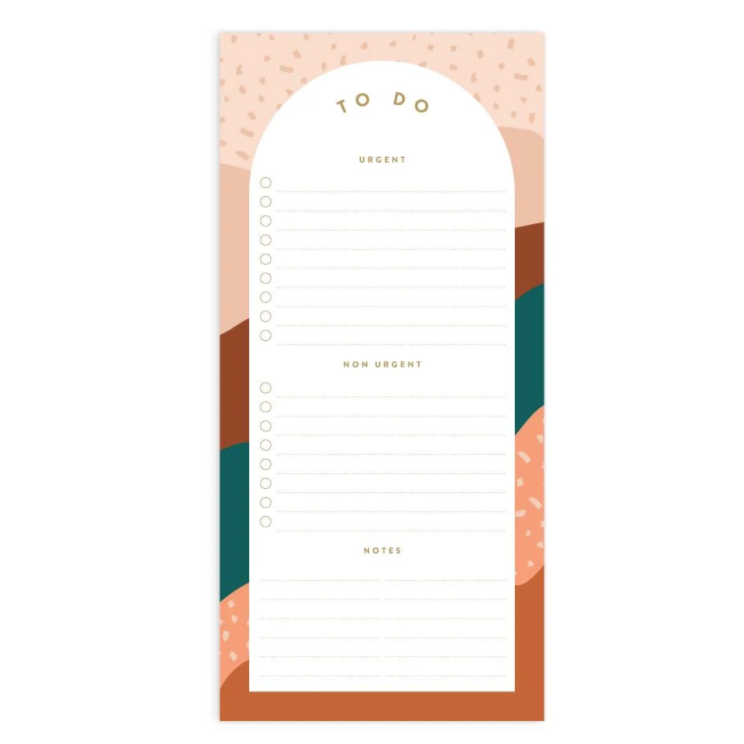 To Do Magnet Notepad