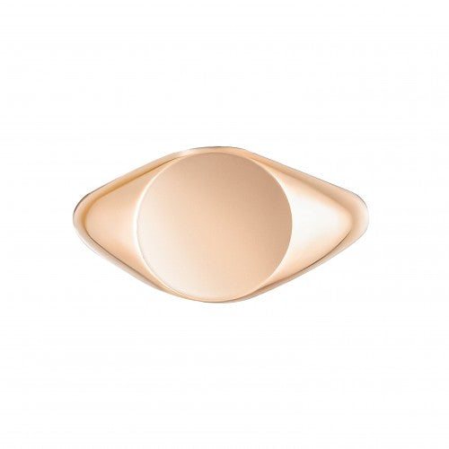 Gold Signer Ring