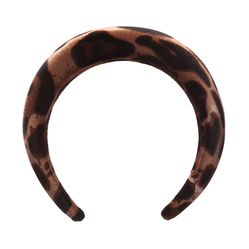 Animal Print Hair Band