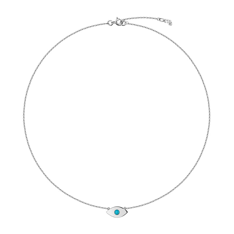 Oracule Necklace With Turquoise