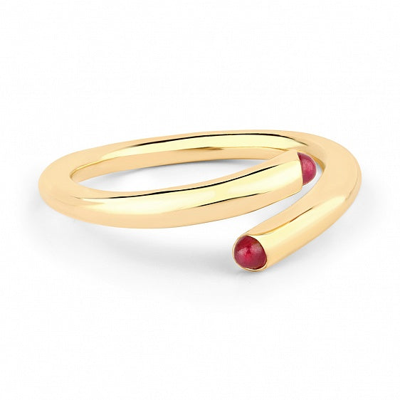 Ruby Antique Ring