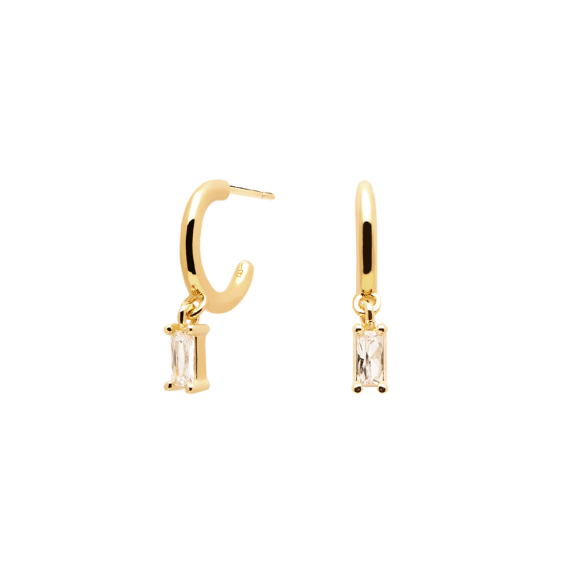 Alia Gold Earrings