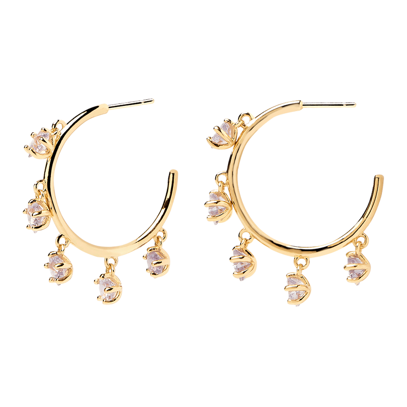 Halley Gold Earrings
