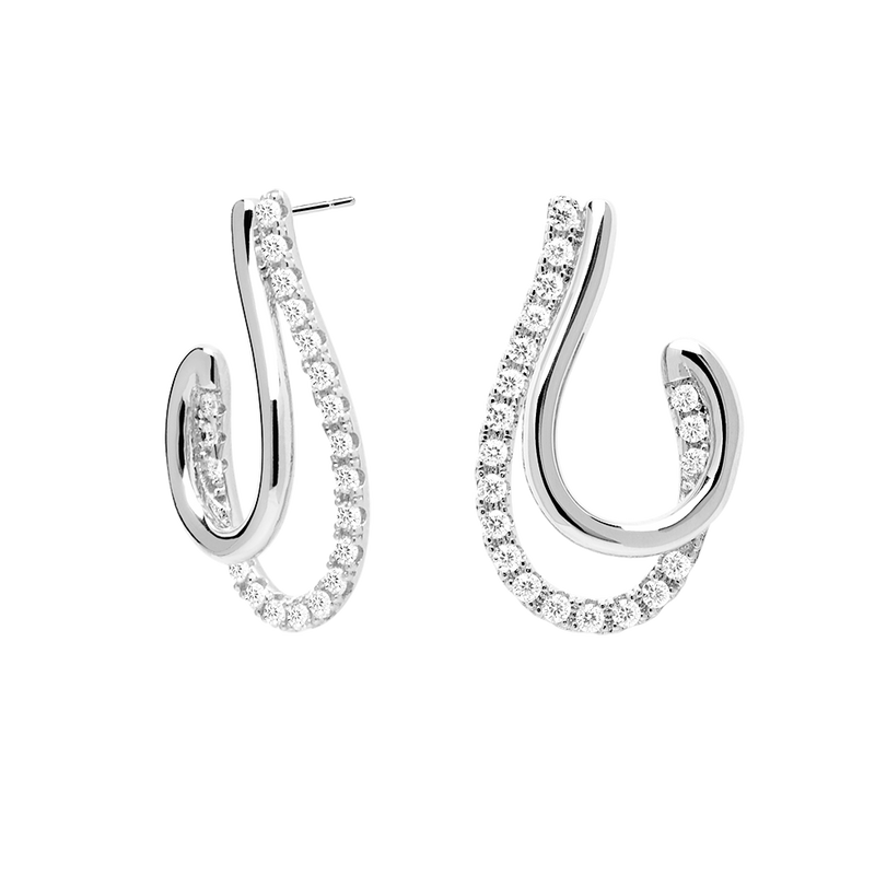 Koy Silver Earrings